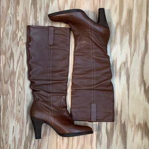 Via Spiga leather boots